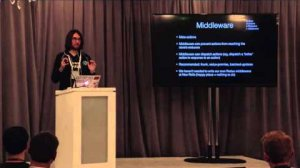 Embedded thumbnail for FutureStack15: How to Redux, Managing Application State in Javascript