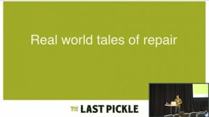 Embedded thumbnail for Real World Tales of Repair (Alexander Dejanovski, The Last Pickle) | Cassandra Summit 2016