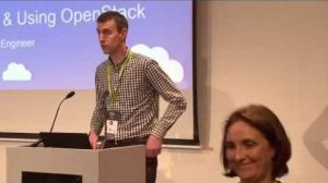 Embedded thumbnail for Our Experience Deploying and Using OpenStack - OpenStack Days Ireland