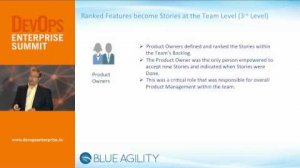 Embedded thumbnail for DOES14  -  Discover How to Improve Productivity by Going DevOps and SAFe