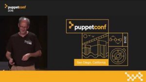 Embedded thumbnail for The Challenges with Container Configuration – David Lutterkort at PuppetConf 2016