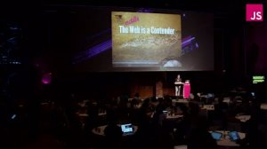Embedded thumbnail for The Mobile Web is a Contender | JSConf EU 2015
