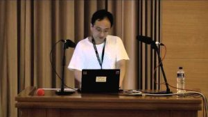 Embedded thumbnail for 利用 IPython Notebook 來互動簡報與教學