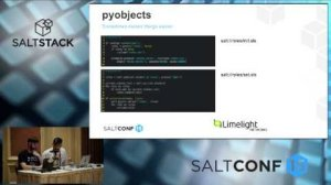 Embedded thumbnail for SaltConf15 - Limelight Networks - Scaling the Internet with Lime and Salt