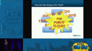 Embedded thumbnail for Case Study From AWS to an OpenStack Private Cloud