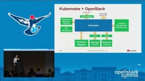 Embedded thumbnail for Multi-Tenancy Kubernetes Container Cluster with OpenStack