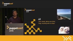 Embedded thumbnail for Multi-Tenant Puppet at Scale – John Jawed at PuppetConf 2016
