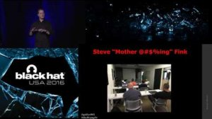 Embedded thumbnail for Pay No Attention to That Hacker Behind the Curtain: A Look Inside the Black Hat Network
