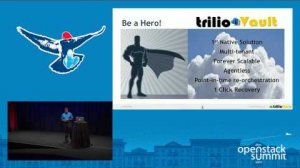 Embedded thumbnail for Trilio Data- TrilioVault- Protect, Recover, Migrate, Survive...and Thrive!