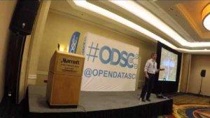 Embedded thumbnail for ODSC WEST 2015 | Going Where the Unicorns Roam Entering the Field