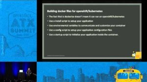 Embedded thumbnail for Openstack Components as Containerized MicroServices