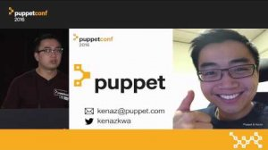 Embedded thumbnail for Puppet & Azure – Kenaz Kwa at PuppetConf 2016