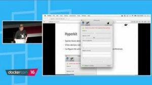 Embedded thumbnail for Docker for Mac and Windows: The Insider's Guide - Black Belt Track
