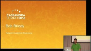 Embedded thumbnail for DataStax | Network Analysis with DSE Graph & Studio, and TinkerPop (Bob Briody) | C* Summit 2016