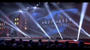 Embedded thumbnail for AWS re:Invent 2016 Keynote: Andy Jassy