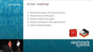 Embedded thumbnail for LXD vs KVM