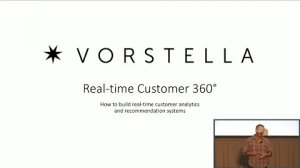 Embedded thumbnail for Real-time Customer 360 (Matt Stump, Vorstella) | Cassandra Summit 2016