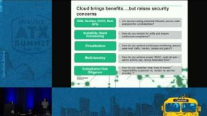 Embedded thumbnail for HPE - Security & Compliance in OpenStack