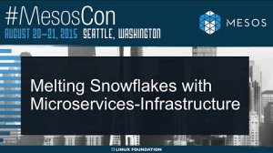 Embedded thumbnail for Melting Snowflakes with microservices-infrastructure - Mantle