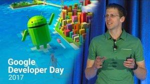 Embedded thumbnail for Google Developer Day Keynote