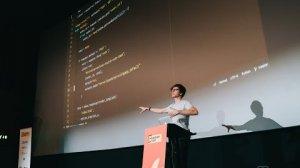 Embedded thumbnail for Building serverless apps with Docker - Ben Firshman (Docker)