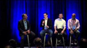 Embedded thumbnail for Panel Building a Business with Open Source
