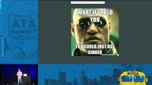 Embedded thumbnail for Cinder and Docker, Like Peanut Butter and Chocolate