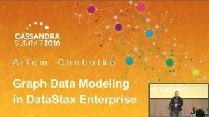 Embedded thumbnail for DataStax | Graph Data Modeling in DataStax Enterprise (Artem Chebotko) | Cassandra Summit 2016