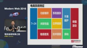 Embedded thumbnail for Modern Web 2016 - 電商基礎架構之路