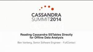 Embedded thumbnail for FullContact: Reading Cassandra SSTables Directly for Offline Data Analysis