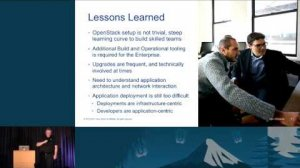 Embedded thumbnail for Cisco - User Journey: Migrating Enterprise Applications to OpenStack