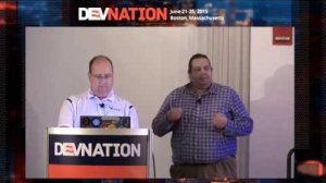 Embedded thumbnail for DevNation 2015 - Seamlessly integrating cloud technologies