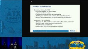 Embedded thumbnail for OpenStack - Divination to Delivery