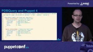 Embedded thumbnail for Our Experience Using Puppet 4 language features