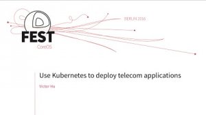 Embedded thumbnail for Use Kubernetes to deploy telecom applications