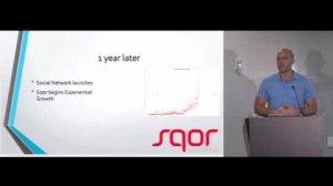 Embedded thumbnail for Riak as the Backbone of a Global Social Network: Noah Gift, SQOR