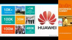 Embedded thumbnail for DOES14 -  Huawei's Journey to Continuos Delivery