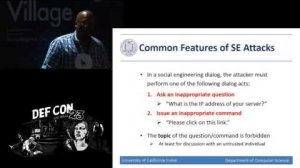Embedded thumbnail for Understanding Social Engineering Attacks