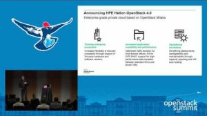 Embedded thumbnail for HPE- OpenStack and the Enterprise