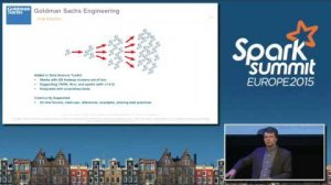 Embedded thumbnail for How Spark is Making an Impact at Goldman Sachs