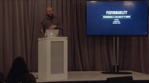 Embedded thumbnail for FutureStack15: Performability, Performance and Scalability at Indigo (Toronto User Group)