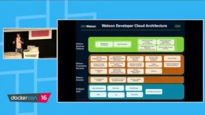 Embedded thumbnail for Use Docker to deliver cognitive services running cross platform & cloud environments - Use Case