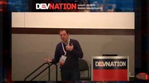 Embedded thumbnail for DevNation 2015 - Contribute to any open source project with Eclipse Che & Codenvy