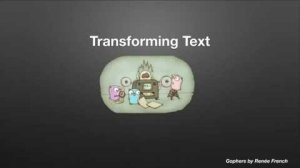 Embedded thumbnail for GopherCon 2016: Marcel van Lohuizen - Handling Text from Around the World in Go
