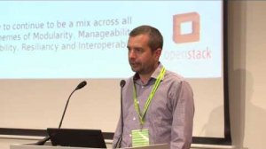 Embedded thumbnail for OpenStack Roadmap Update - OpenStack Days Ireland