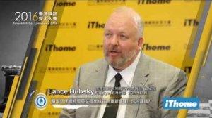 Embedded thumbnail for 2016 台灣資訊安全大會專訪 - FireEye 安全策略長 Lance Dubsky
