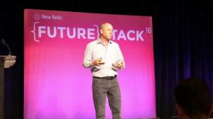 Embedded thumbnail for FutureStack16 SF: Lew Cirne Keynote - Digital Is a Team Sport (Clip)