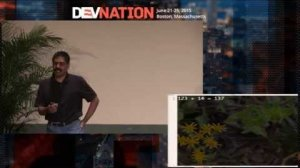 Embedded thumbnail for DevNation 2015 Keynote  - The joy of functional programming