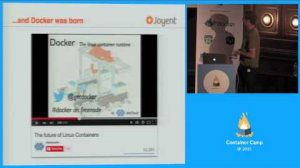 Embedded thumbnail for Building and scaling container driven cloud infrastructure