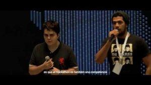 Embedded thumbnail for Guadalajara App Hackathon Winner- Team SenseMaya